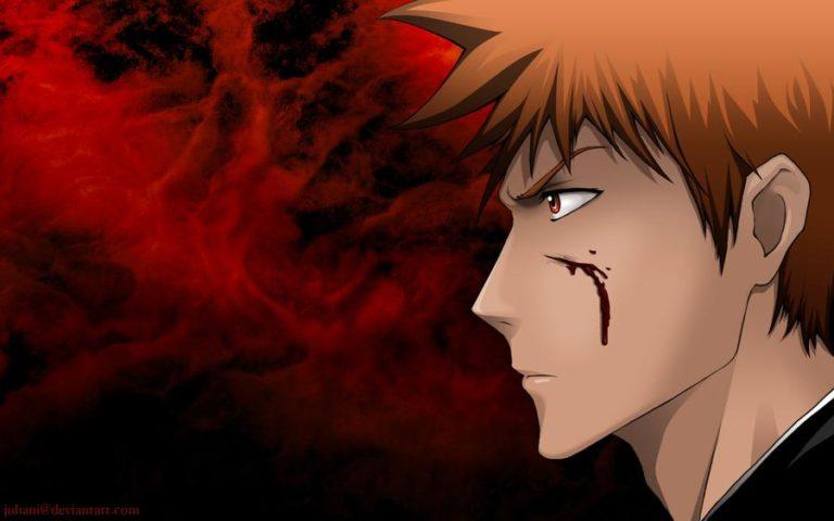 Ichigo Bleeds