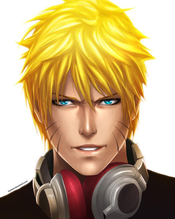Naruto Portrait