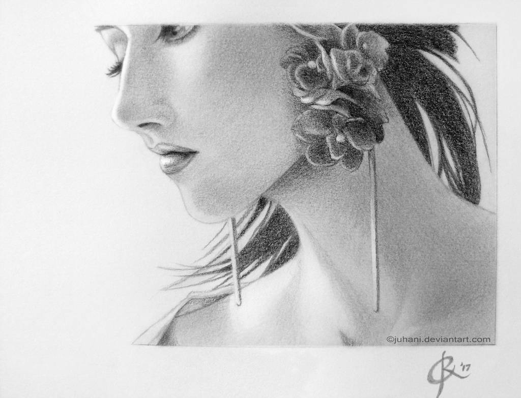 Earrings Sketch