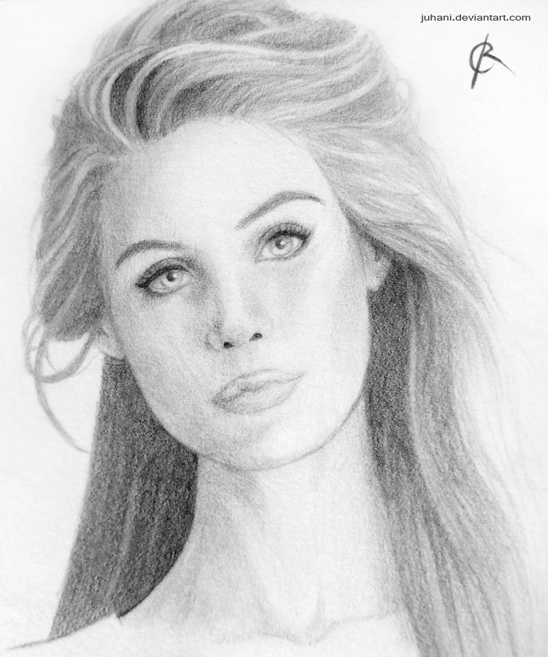 Face sketch 3