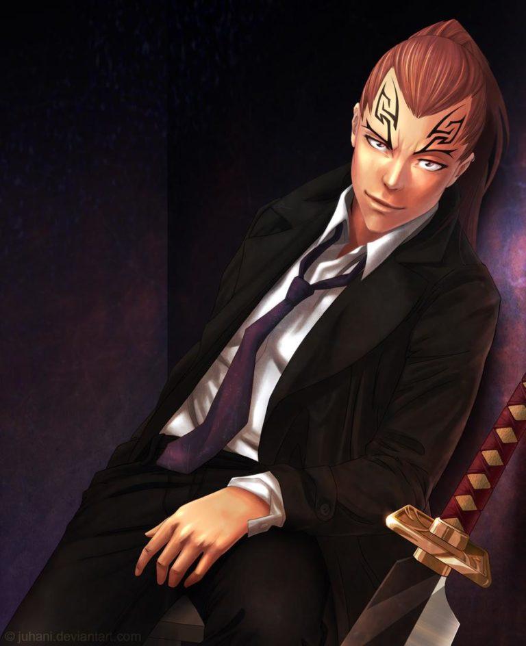 Renji's Suit