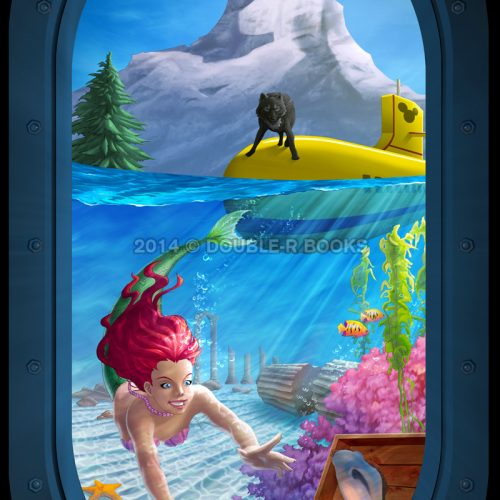 HM Mermaid_by_Juhani