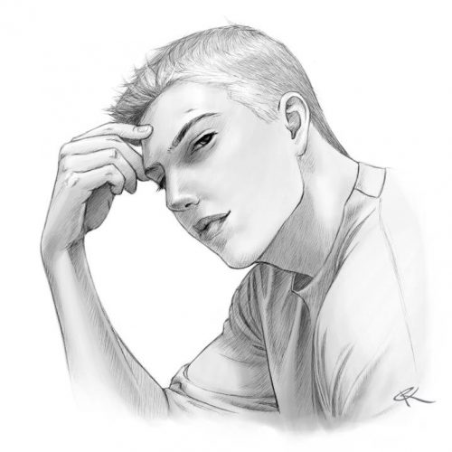Hubby sketch_Juhani